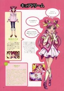 Rating: Safe Score: 7 Tags: aoyama_mitsuru kawamura_toshie pretty_cure profile_page yes!_precure_5 yumehara_nozomi User: drop