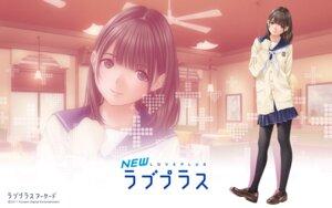 Rating: Safe Score: 17 Tags: anegasaki_nene love_plus pantyhose seifuku sweater tagme wallpaper User: saemonnokami