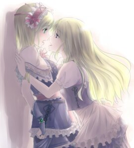 Rating: Safe Score: 77 Tags: alice_margatroid gustav kirisame_marisa touhou yuri User: Hentar