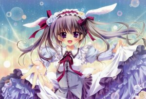 Rating: Safe Score: 18 Tags: animal_ears bunny_ears crease dress izumi_tsubasu User: Share
