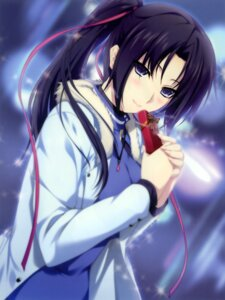 Rating: Safe Score: 40 Tags: honjou_manami iizuki_tasuku kimi_to_issho_ni valentine User: fairyren