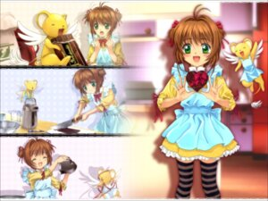 Rating: Safe Score: 11 Tags: card_captor_sakura kerberos kinomoto_sakura lolita_fashion moonknives wallpaper User: blooregardo