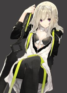 Rating: Questionable Score: 48 Tags: bra cleavage open_shirt senmu sword User: BattlequeenYume