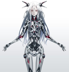 Rating: Safe Score: 30 Tags: beatless mecha_musume redjuice User: animefan01