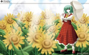 Rating: Safe Score: 6 Tags: kazami_yuuka side_b touhou wallpaper User: Shamensyth
