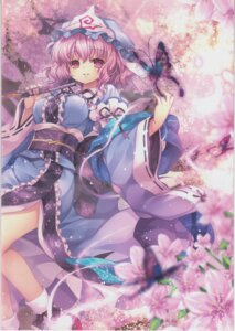 Rating: Safe Score: 9 Tags: capura.l eternal_phantasia saigyouji_yuyuko touhou User: 乐舞纤尘醉华音
