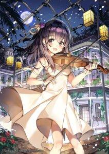 Rating: Safe Score: 49 Tags: cleavage dress fujiwara_hajime onew the_idolm@ster the_idolm@ster_cinderella_girls User: hiroimo2