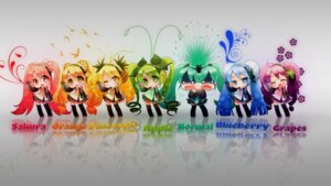 Rating: Safe Score: 33 Tags: hatsune_miku headphones neko_sakana vocaloid User: Lollipoppish