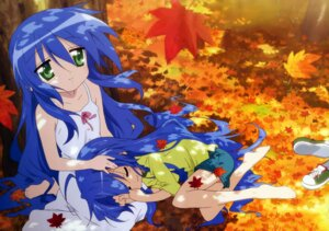 Rating: Safe Score: 10 Tags: izumi_kanata izumi_konata lucky_star User: Radioactive
