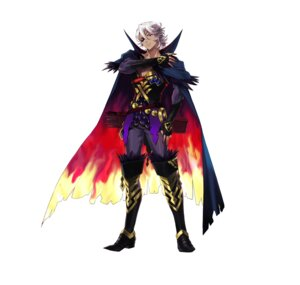 Rating: Questionable Score: 2 Tags: eyepatch fire_emblem fire_emblem_heroes fire_emblem_if heels niles nintendo yura User: fly24