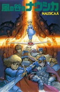 Rating: Safe Score: 3 Tags: kaze_no_tani_no_nausicaa nausicaa User: Radioactive