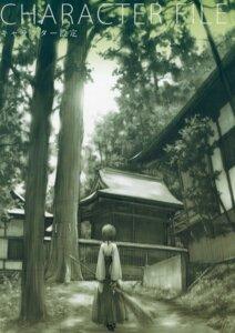 Rating: Safe Score: 10 Tags: amatsume_akira hashimoto_takashi sphere yosuga_no_sora User: admin2