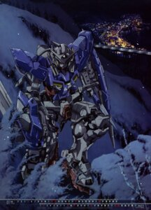 Rating: Safe Score: 4 Tags: calendar gundam gundam_00 gundam_exia mecha teraoka_iwao User: drop