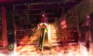 Rating: Safe Score: 37 Tags: cao_xiong makise_kurisu pantyhose steins;gate User: fireattack