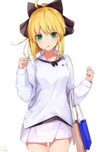 Rating: Safe Score: 63 Tags: black_cola fate/grand_order saber saber_lily User: Spidey