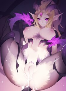 Rating: Explicit Score: 54 Tags: anus cum league_of_legends naked nanoless nipples pointy_ears pussy tail thighhighs uncensored zyra User: BattlequeenYume