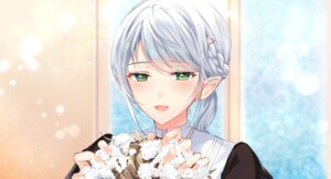 Rating: Safe Score: 18 Tags: elf kagamino_mochiko maid pointy_ears User: hexhex