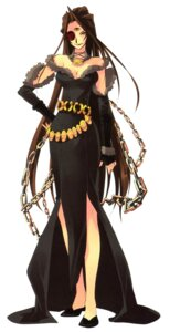 Rating: Safe Score: 7 Tags: bel_peol cleavage dress eyepatch ito_noizi screening shakugan_no_shana User: acas
