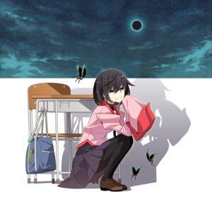 Rating: Safe Score: 15 Tags: oshino_ougi owarimonogatari pantyhose seifuku yamanami_kousuke User: saemonnokami