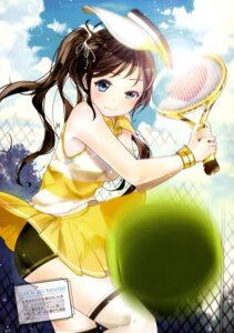 Rating: Questionable Score: 21 Tags: emodelas skirt_lift tennis thighhighs User: drop