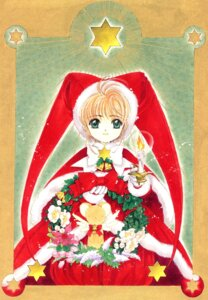 Rating: Safe Score: 8 Tags: card_captor_sakura christmas clamp kerberos kinomoto_sakura User: Share