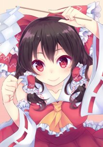 Rating: Safe Score: 32 Tags: hakurei_reimu irone_(miyamiya38) touhou User: Mr_GT