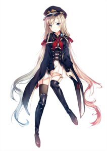 Rating: Safe Score: 64 Tags: fishnets possible_duplicate snow_is_ stockings thighhighs uniform User: charunetra