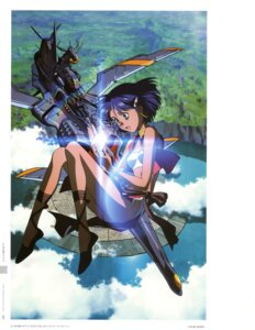 Rating: Safe Score: 13 Tags: matsubara_hidenori nadia_secret_of_blue_water User: Radioactive