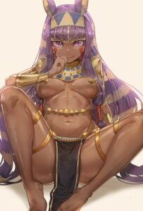 Rating: Questionable Score: 59 Tags: animal_ears breasts fate/grand_order feet nitocris_(fate/grand_order) no_bra pasties yohan1754 User: Mr_GT