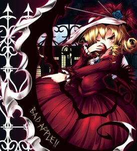 Rating: Safe Score: 26 Tags: dress elly touhou ugume User: 椎名深夏