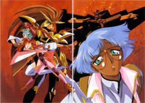 Rating: Safe Score: 3 Tags: gap tagme utsugi_mikoto yuusha_ou_gaogaigar User: Radioactive