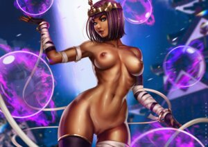 Rating: Explicit Score: 55 Tags: bandages dandon_fuga menat naked nipples pussy street_fighter street_fighter_v thighhighs uncensored User: Mr_GT