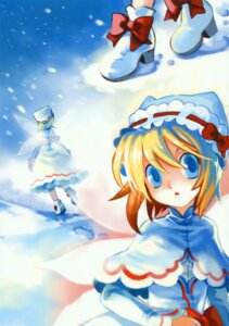 Rating: Safe Score: 6 Tags: cat.lqe lily_white moe_shoujo_ryouiki touhou User: midzki