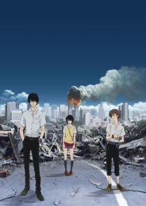 Rating: Safe Score: 21 Tags: hisami_touji kokonoe_arata megane mishima_lisa seifuku tagme zankyou_no_terror User: Radioactive