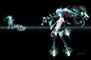 Rating: Questionable Score: 20 Tags: hatsune_miku miku_append nopan tan_(artist) vocaloid vocaloid_append User: MadMan