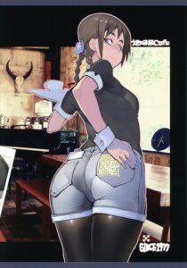 Rating: Questionable Score: 19 Tags: ass namaniku_atk pantyhose tagme User: Radioactive