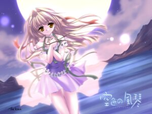 Rating: Safe Score: 9 Tags: lefeuille minase_lin sorairo_no_organ wallpaper User: Davison