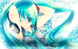 Rating: Safe Score: 21 Tags: hatsune_miku rei vocaloid wallpaper User: fireattack
