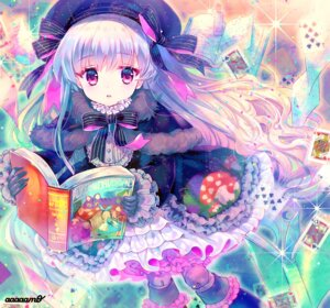 Rating: Safe Score: 35 Tags: alice_(fate/extra) amo dress fate/extra fate/stay_night lolita_fashion signed User: Михайлович