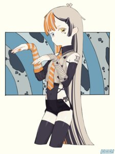 Rating: Questionable Score: 9 Tags: heterochromia orihira tagme thighhighs User: Dreista