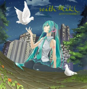 Rating: Safe Score: 10 Tags: hatsune_miku okanoue vocaloid User: charunetra