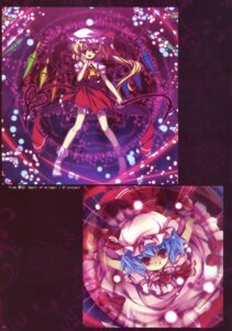Rating: Safe Score: 9 Tags: capura.l eternal_phantasia flandre_scarlet remilia_scarlet touhou User: fireattack