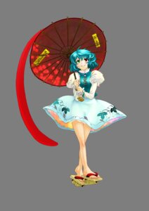 Rating: Safe Score: 10 Tags: hebina_masayoshi heterochromia tatara_kogasa touhou transparent_png User: charunetra