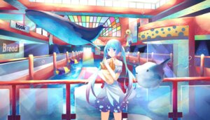 Rating: Safe Score: 22 Tags: .l.l dress hatsune_miku vocaloid User: dreamer2908