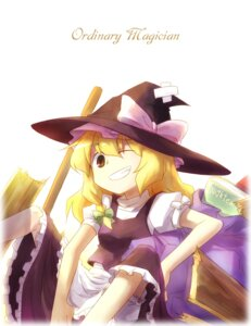 Rating: Safe Score: 5 Tags: kirisame_marisa nightea touhou witch User: konstargirl