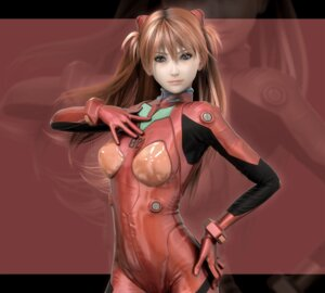 Rating: Safe Score: 60 Tags: bodysuit cg ikedan neon_genesis_evangelion souryuu_asuka_langley User: zero|fade