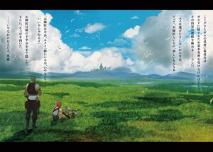 Rating: Safe Score: 5 Tags: hai_to_gensou_no_grimgar landscape shirai_eiri tagme User: kiyoe