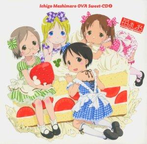 Rating: Safe Score: 15 Tags: ana_coppola ichigo_mashimaro itou_chika matsuoka_miu sakai_kyuuta sakuragi_matsuri User: bakaneko