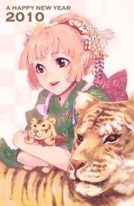 Rating: Safe Score: 9 Tags: kimono tamachi_kuwa User: charunetra