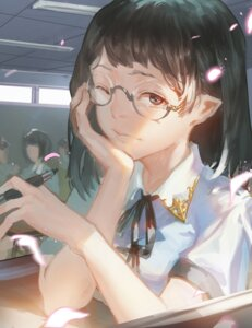 Rating: Safe Score: 23 Tags: daible megane seifuku User: Mr_GT